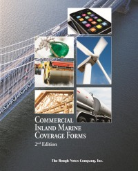 Commercial Inland Marine Coverage Forms - 2nd Edition