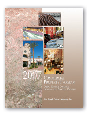 Commercial Property Program - Direct Damage Coverage - Building and Personal Property - 2007