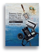Personal Lines Library: Umbrella and Inland Marine Coverage Forms