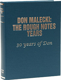 Don Malecki: The Rough Notes Years